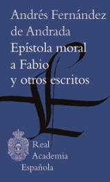 Epístola moral a fabio y otros escritos - Fernández de Andrada, Andrés