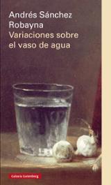 Variaciones sobre el vaso de agua