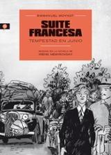 Suite francesa (Novela gráfica)