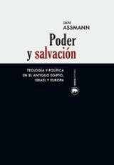 Poder y salvación - Assmann, Jan
