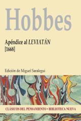 Apéndice al Leviatan 1668