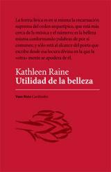 Utilidad de la belleza - Raine, Kathleen