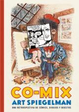 Co-Mix : Una retrospectiva de Cómics, dibujos y borradores