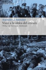 Viaje a la aldea del crimen - Sender, Ramón J.