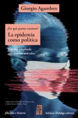 La epidemia como política - Agamben, Giorgio
