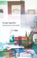 Autorretrato en el estudio - Agamben, Giorgio