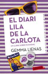 El diari lila de la Carlota - Lienas, Gemma