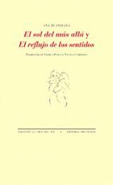 El sol del más allá y el reflujo de los sentidos - Blandina, Ana