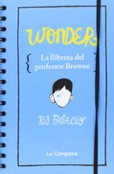 Plutó + Llibreta del Professor Browne
