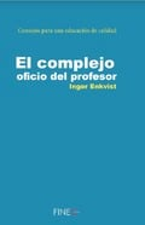El complejo oficio del profesor