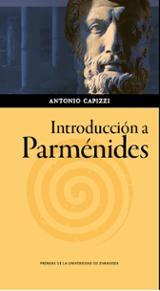 Introducción a Parménides - Capizzi, Antonio