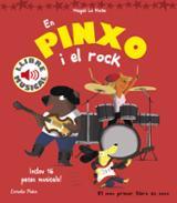 En Pinxo i el rock. Llibre musical - Le Huche, Magali