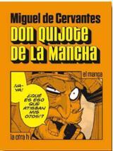 Don Quijote de la Mancha. El manga