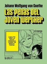 La penas del joven Werther (el manga)