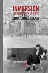 Inmersión, un sendero en la nieve - Chukovskaia, Lidia