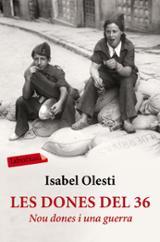 Les dones del 36 - Olesti, Isabel
