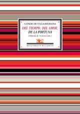 Del tiempo, del amor, de la fortuna - Conde de Villamediana