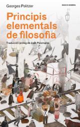 Principis elementals de filosofia - Politzer, Georges