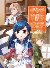 El ratón de biblioteca 4 - Kazuki, Miya