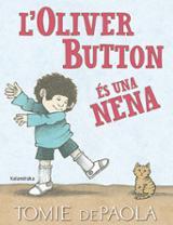 L´Oliver Button és una nena - dePaola, Tomie