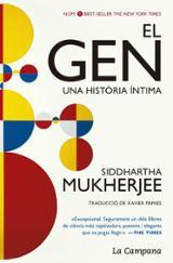 El gen. Una història íntima - Mukherjee, Siddhartha