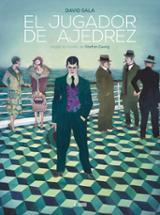 El jugador de Ajedrez - Sala, David (il.)
