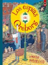 Los espías de Oreborg - Wegelius, Jakob