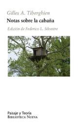 Notas sobre la cabaña - Tiberghien, Gilles A.