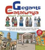 Gegants de Catalunya. Llibre d´adhesius - AAVV
