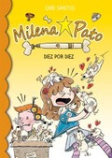 Milena Pato. Diez por Diez - Santos, Care