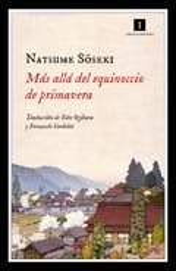 Más allá del equinoccio de primavera - Natsume, Soseki