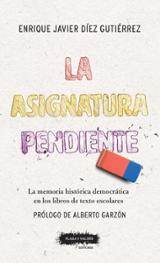La asignatura pendiente - Díez Gutiérrez, Enrique