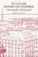 Un lugar donde esconderse - Boltanski, Christophe