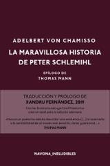 La maravillosa historia de Peter Schlemihl - Von Chamisso, Adelbert