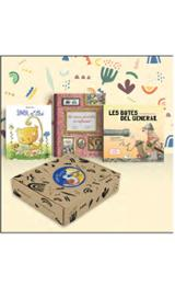 Lot llibres infantils 5 anys Simba el lleó - Botes del general - Meva família es