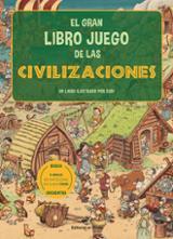 El gran libro juego de las civilizaciones - Subirana Queralt, Joan