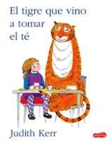 El tigre que vino a tomar el te - Kerr, Judith