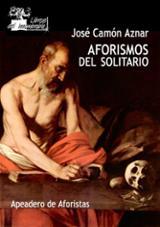 Aforismos del solitario - Camón Aznar, José