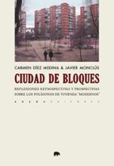 Ciudad de bloques - Díez Medina, Carmen