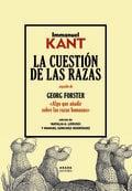 La cuestión de las razas - Kant, Immanuel