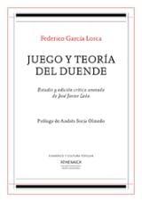Juego y teoría del duende - García Lorca, Federico