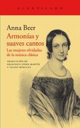 Armonías y suaves cantos - Beer, Anna