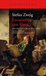 Encuentros con libros - Zweig, Stefan