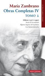 Obras Completas IV. Tomo II. 1977-1990