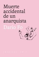 Muerte accidental de un anarquista - Fo, Dario