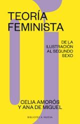 Teoría Feminista. De la Ilustración al segundo sexo