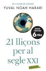 21 lliçons per al segle XXI - Harari, Yuval Noah
