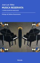Música reservata - Téllez, José Luis