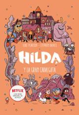 Hilda y la gran calabaza - Pearson, Luke