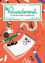 Quadernet d´escriptura divertida vol. 2 - Capdevila, Olga